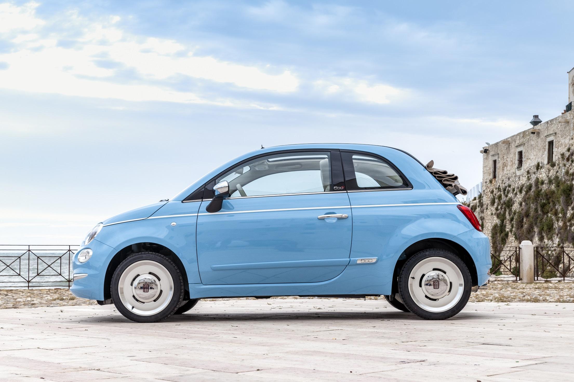 Fiat 500 Spiaggina 58 Tributo Al 60 Compleanno Motoritalia Org